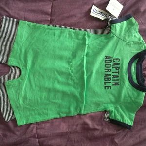 Carters rompers 24months 2 pack